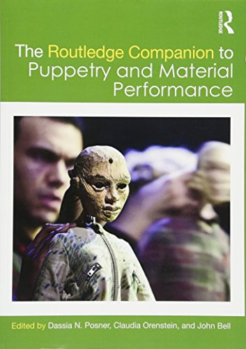 9781138913837: The Routledge Companion to Puppetry and Material Performance