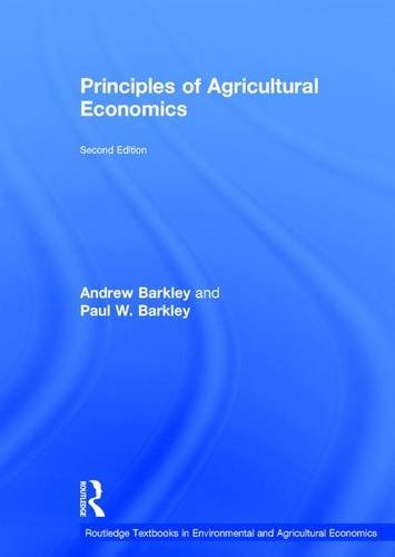 9781138914087: Principles of Agricultural Economics (Routledge Textbooks in Environmental and Agricultural Economics)
