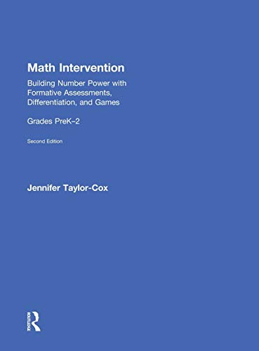 9781138915602: Math Intervention P–2: Building Number Power with Formative Assessments, Differentiation, and Games, Grades PreK–2