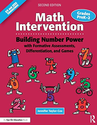 Math Intervention P-2: Building Number Power with Formative Assessments, Differentiation, and Games...