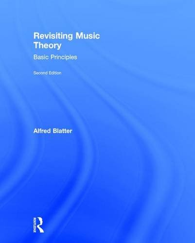 9781138915886: Revisiting Music Theory: Basic Principles