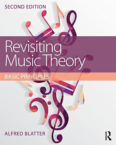 9781138915893: Revisiting Music Theory: Basic Principles