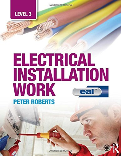 9781138917170: Electrical Installation Work: Level 3: EAL Edition