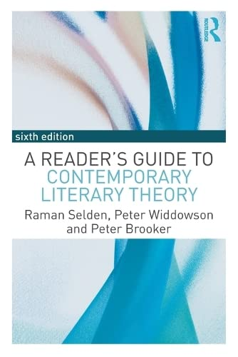 9781138917460: A Reader's Guide to Contemporary Literary Theory
