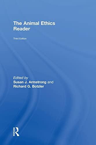 9781138918009: The Animal Ethics Reader