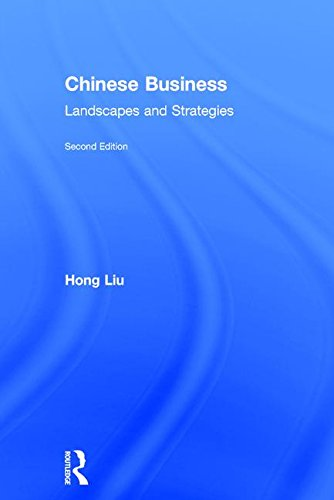 9781138918245: Chinese Business: Landscapes and Strategies