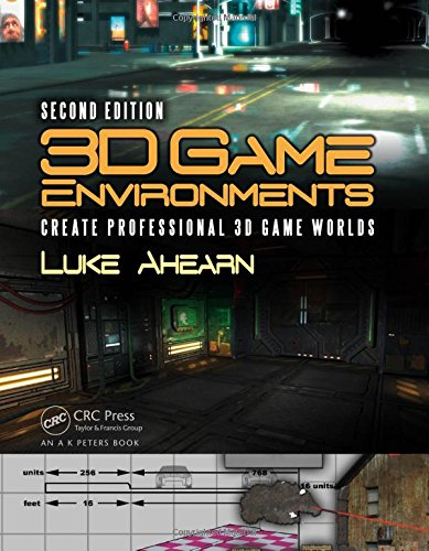 9781138920026: 3D Game Environments: Create Professional 3D Game Worlds