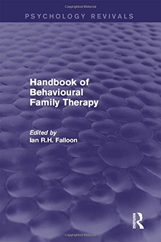 9781138923065: Handbook of Behavioural Family Therapy (Psychology Revivals)