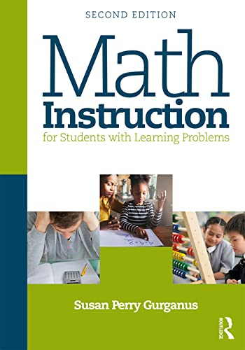 9781138924246: Math Instruction for Students with Learning Problems