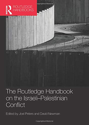 9781138925373: Routledge Handbook on the Israeli-Palestinian Conflict