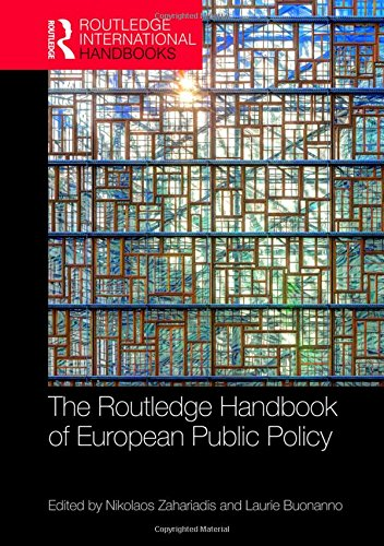 The Routledge Handbook of European Public Policy (Routledge International Handbooks)