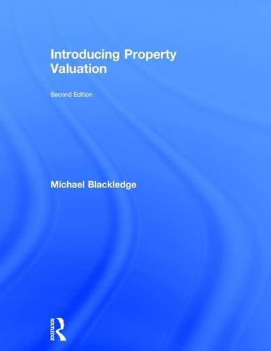 9781138929944: Introducing Property Valuation