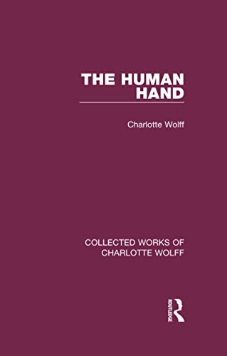 9781138932678: The Human Hand