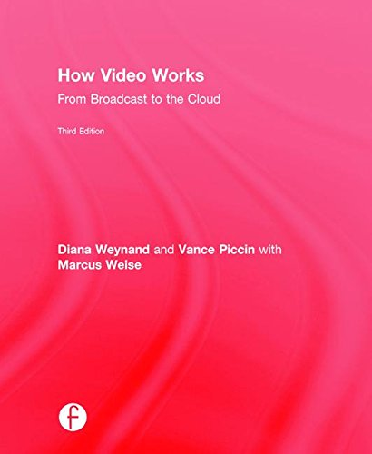 9781138933408: How Video Works: From Broadcast to the Cloud