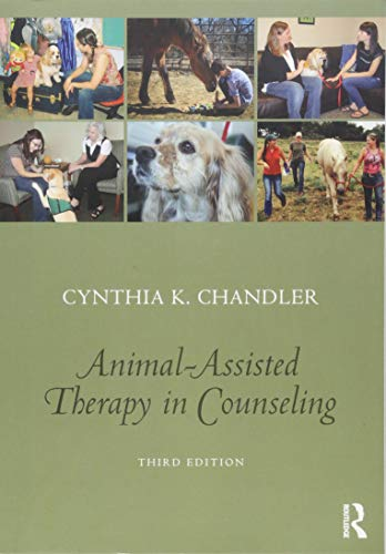 9781138935914: Animal-Assisted Therapy in Counseling