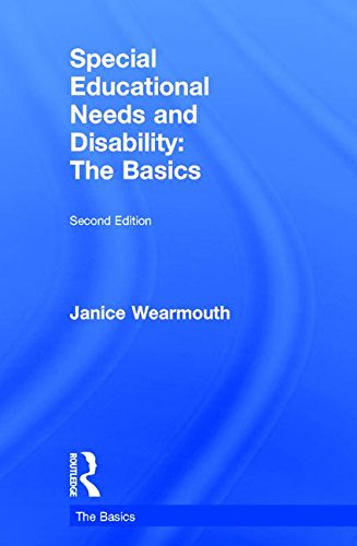 9781138938762: Special Educational Needs and Disability: The Basics