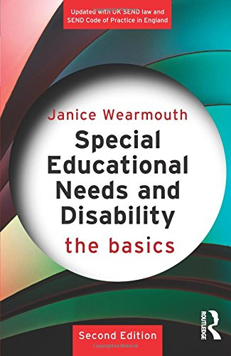 9781138938779: Special Educational Needs and Disability: The Basics