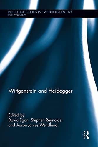 9781138942998: Wittgenstein and Heidegger