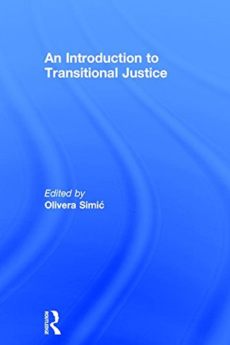 9781138943216: An Introduction to Transitional Justice