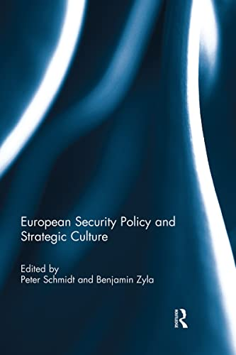 9781138944305: European Security Policy and Strategic Culture