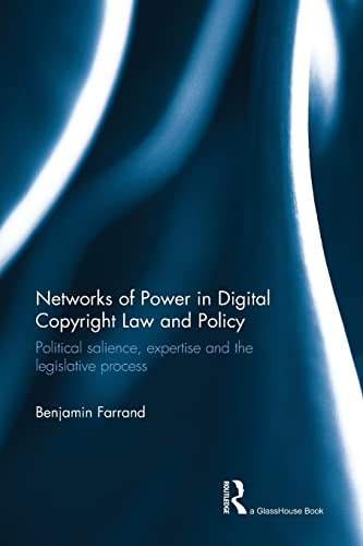 9781138944848: Networks of Power in Digital Copyright Law and Policy