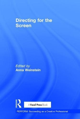 9781138945029: Directing for the Screen (PERFORM)