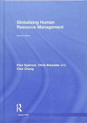 9781138945302: Globalizing Human Resource Management (Global HRM)