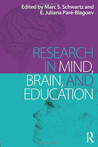 9781138946729: Research in Mind, Brain, and Education