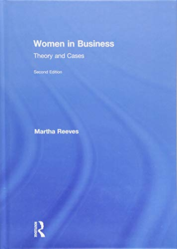 Women in Business: Theory and Cases: Martha Reeves