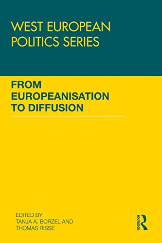 9781138949515: From Europeanisation to Diffusion