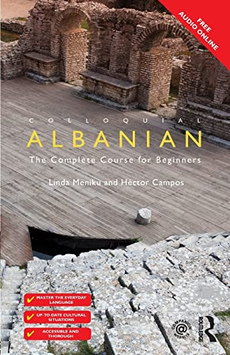 9781138949591: Colloquial Albanian: The Complete Course for Beginners (Colloquial Series (Book only))
