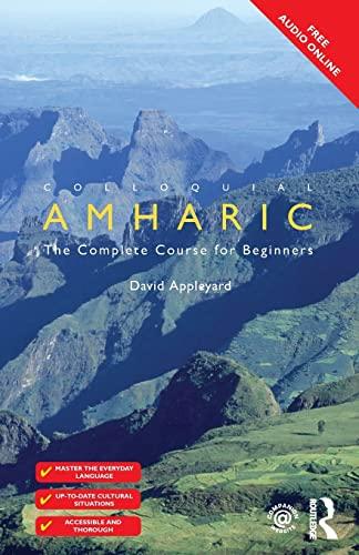 9781138949621: Colloquial Amharic (Colloquial Series)