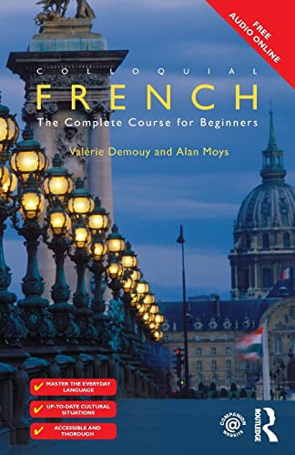 9781138949683: Colloquial French: The Complete Course for Beginners
