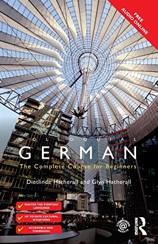 9781138949706: Colloquial German (Colloquial Series (Book only))