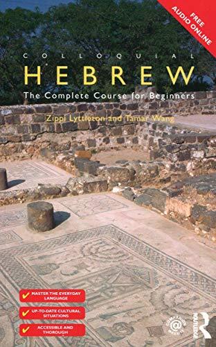 9781138949713: Colloquial Hebrew (Colloquial Series)