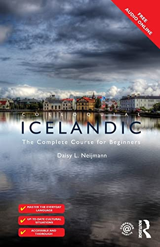 9781138949737: Colloquial Icelandic: The Complete Course for Beginners