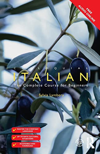 9781138949744: Colloquial Italian: The Complete Course for Beginners
