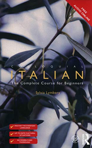 9781138949744: Colloquial Italian: The Complete Course for Beginners (Colloquial Series (Book Only))