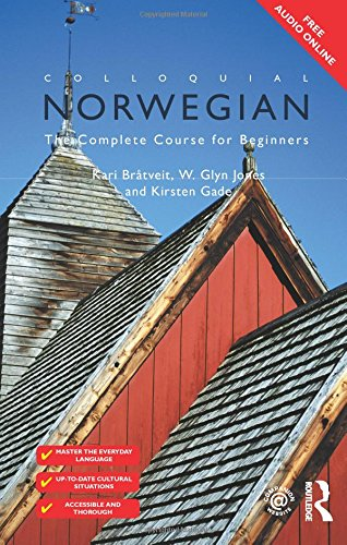 9781138949768: Colloquial Norwegian: A complete language course