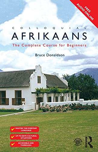 9781138949836: Colloquial Afrikaans: The Complete Course for Beginners