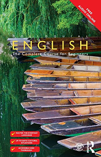 9781138949850: Colloquial English: The Complete Course for Beginners