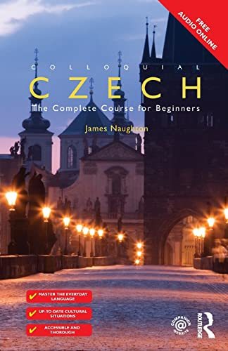 9781138950108: Colloquial Czech: The Complete Course for Beginners