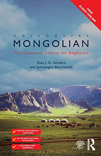 9781138950139: Colloquial Mongolian: The Complete Course For Beginners (Colloquial Series (Book Only))