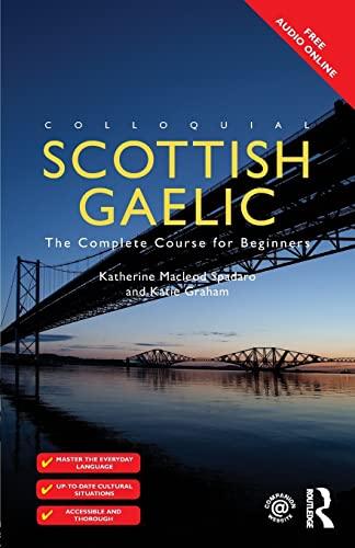 9781138950146: Colloquial Scottish Gaelic