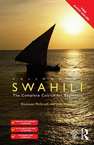 9781138950177: Colloquial Swahili: The Complete Course for Beginners (Colloquial Series (Book Only))