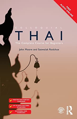 9781138950184: Colloquial Thai (Colloquial Series (Book Only))