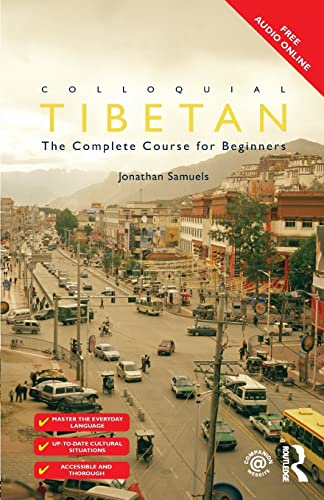 9781138950191: Colloquial Tibetan: The Complete Course for Beginners (Colloquial Series (Book Only))