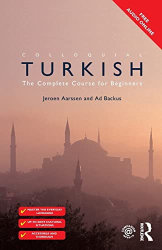 9781138950214: Colloquial Turkish: The Complete Course for Beginners (Colloquial Series (Book Only))