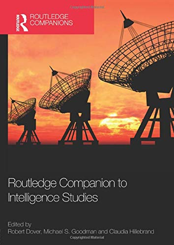9781138951969: Routledge Companion to Intelligence Studies (Routledge Companions)