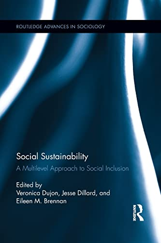 9781138952539: Social Sustainability: A Multilevel Approach to Social Inclusion